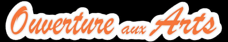 logo ouverture aux arts